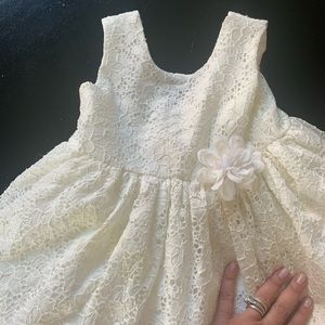 Girls flower girl or Easter dress